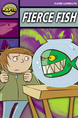 Rapid Stage 1 Set B: Fierce Fish Reader Pack of 3 (Series 2) - RAPID SERIES 2
