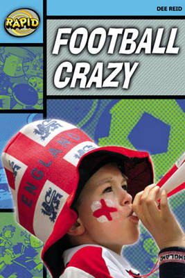 Rapid Stage 2 Set A: Football Crazy Reader Pack of 3 (Series 2) - RAPID SERIES 2