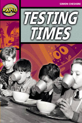 Rapid Stage 3 Set A: Testing Times Reader Pack of 3 (Series 2) - RAPID SERIES 2