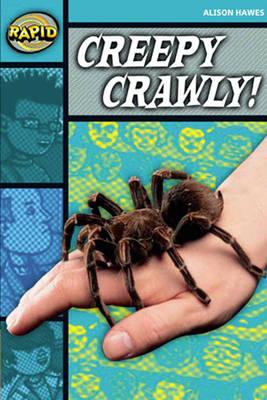 Rapid Stage 3 Set B: Creepy, Crawly Reader Pack of 3 (Series 2) - RAPID SERIES 2