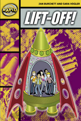 Rapid Stage 4 Set A: Lift-Off! Reader Pack of 3 (Series 2) - RAPID SERIES 2