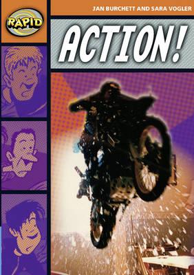 Rapid Stage 4 Set B: Action Reader Pack of 3 (Series 2) - RAPID SERIES 2