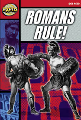 Rapid Stage 5 Set A: Romans Rule! Reader Pack of 3 (Series 2) - RAPID SERIES 2