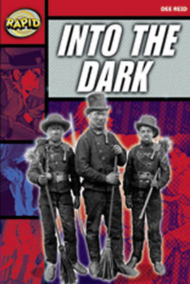 Rapid Stage 5 Set A: Into the Dark Reader Pack of 3 (Series 2) - RAPID SERIES 2