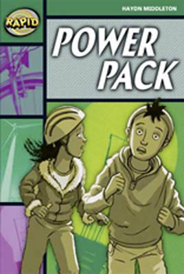 Rapid Stage 5 Set B: Super Power Reader Pack of 3 (Series 2) - RAPID SERIES 2