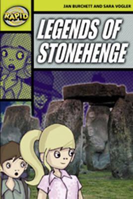 Rapid Stage 6 Set A: Stonehenge Reader Pack of 3 (Series 2) - RAPID SERIES 2