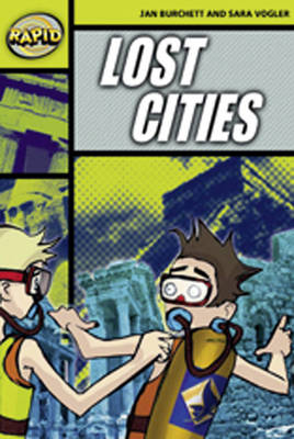 Rapid Stage 6 Set A: Lost Cities Reader Pack of 3 (Series 2) - RAPID SERIES 2