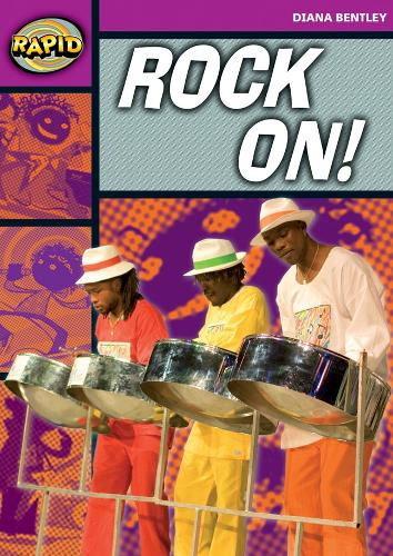 Rapid Starter Level: Rock On! - RAPID STARTER LEVEL (Paperback)