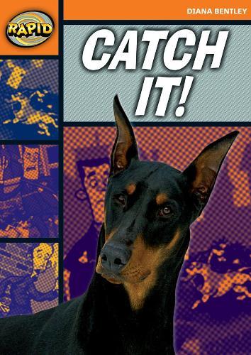 Rapid Starter Level: Catch It! - RAPID STARTER LEVEL (Paperback)