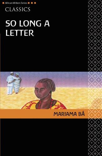 AWS Classics So Long A Letter - Heinemann African Writers Series: Classics (Paperback)