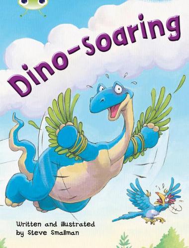 BC Orange A/1A Dino-soaring - BUG CLUB (Paperback)