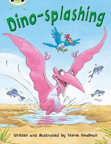 BC Turquoise A/1A Dino-splashing - BUG CLUB (Paperback)