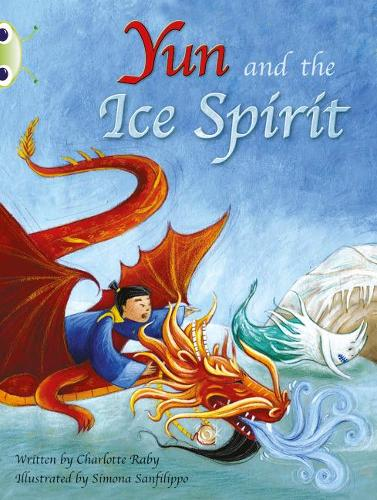 BC Turquoise B/1A Yun and the Ice Spirit - BUG CLUB (Paperback)