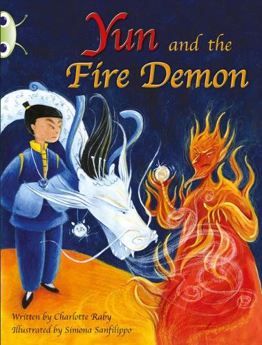 BC Purple A/2C Yun and the Fire Demon - BUG CLUB (Paperback)