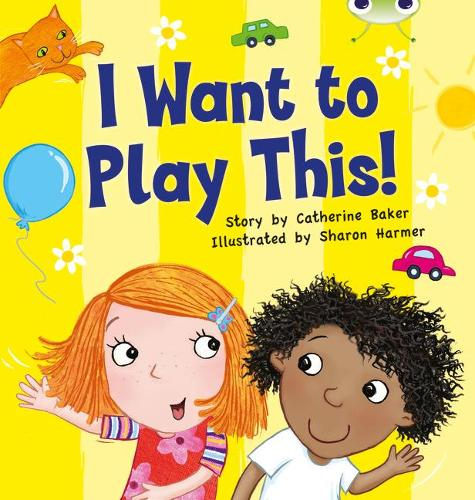I Want to Play This!: BC Lilac I Want to Play This! Lilac - BUG CLUB (Paperback)