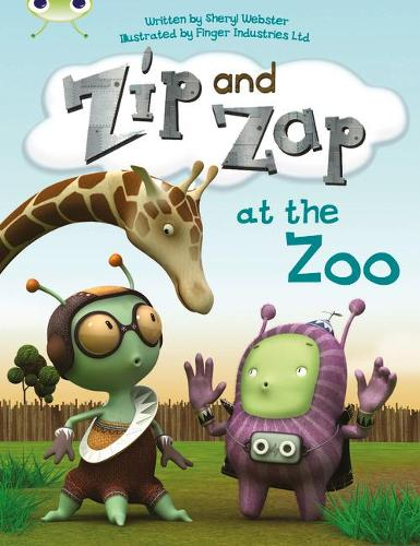 Zip and Zap at the Zoo: BC Yellow C/1C Zip and Zap at the Zoo Yellow C/1c - BUG CLUB (Paperback)