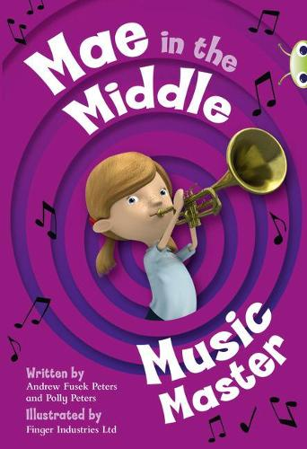 BC Lime A/3C Mae in the Middle: Music Master - BUG CLUB (Paperback)