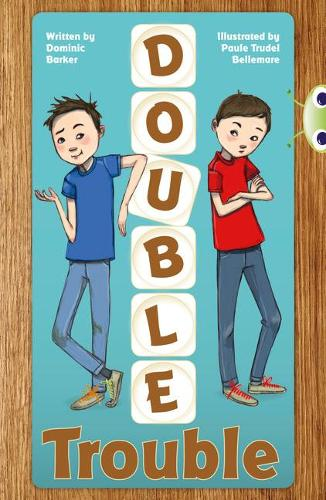 Double Trouble: BC Brown A/3C Double Trouble (Brown A/NC 3C) - BUG CLUB (Paperback)
