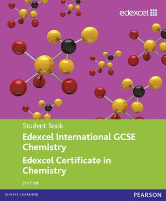 Edexcel International GCSE Chemistry Student Book with ActiveBook CD - Edexcel International GCSE