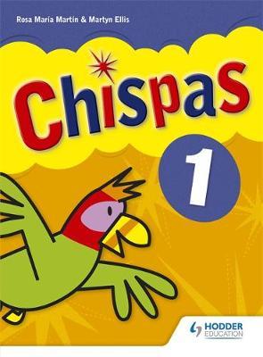 Chispas: Pupil Book 1 Level 1 (Paperback)
