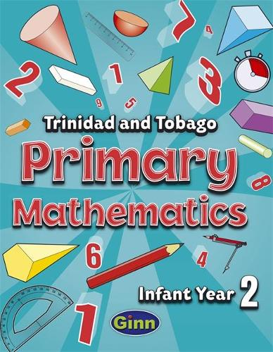 Primary Mathematics for Trinidad and Tobago Infant Book 2 (Paperback)