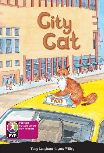 PYP L8 City Cat 6PK - Pearson Baccalaureate PrimaryYears Programme