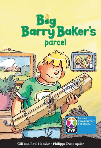 PYP L7 Big Barry Bakers Parcel 6PK - Pearson Baccalaureate PrimaryYears Programme