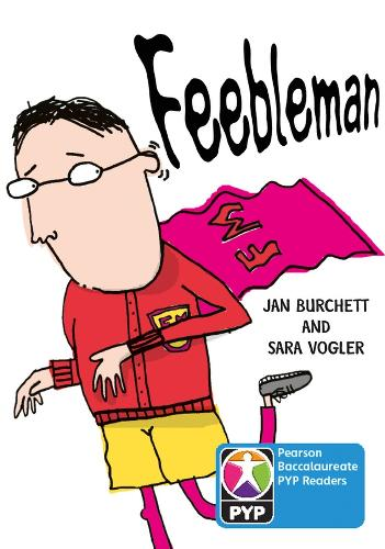 PYP L7 Feebleman 6PK - Pearson Baccalaureate PrimaryYears Programme