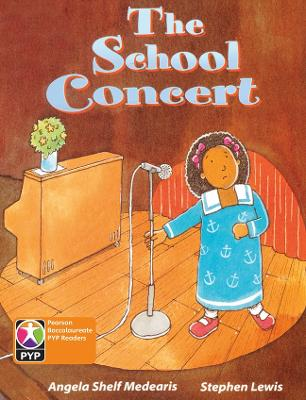PYP L6 School Concert 6PK - Pearson Baccalaureate PrimaryYears Programme