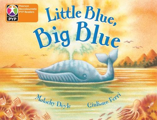 PYP L6 Little Blue Big Blue 6PK - Pearson Baccalaureate PrimaryYears Programme