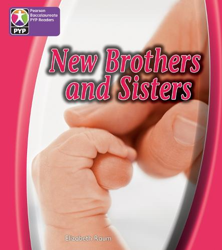 PYP L5 New Brothers and Sisters 6PK - Pearson Baccalaureate PrimaryYears Programme