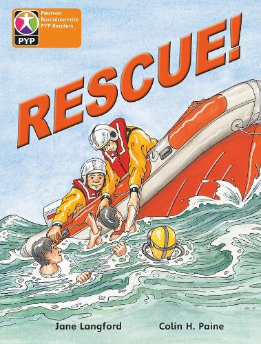 PYP L6 Rescue 6PK - Pearson Baccalaureate PrimaryYears Programme