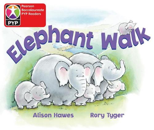 PYP L1 Elephant Walk 6PK - Pearson Baccalaureate PrimaryYears Programme