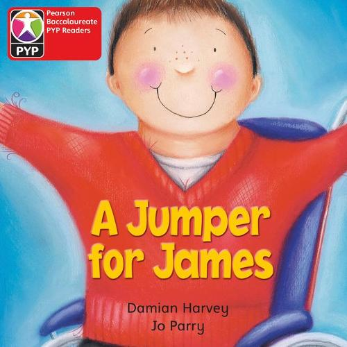 Primary Years Programme Level 1 Jumper for James 6Pack - Pearson Baccalaureate PrimaryYears Programme
