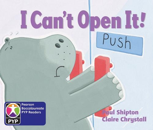 PYP L2 I can't open it 6PK - Pearson Baccalaureate PrimaryYears Programme