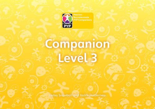 Primary Years Programme Level 3 Companion Pack of 6 - Pearson Baccalaureate PrimaryYears Programme