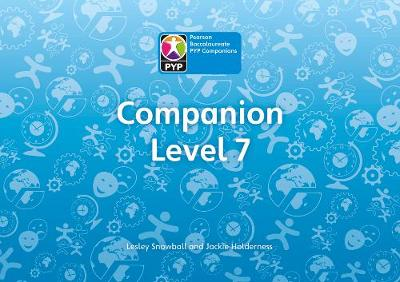 Primary Years Programme Level 7 Companion Class Pack of 30 - Pearson Baccalaureate PrimaryYears Programme