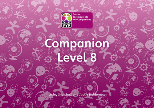 PYP L8 Companion Class Pack of 30 - Pearson Baccalaureate PrimaryYears Programme