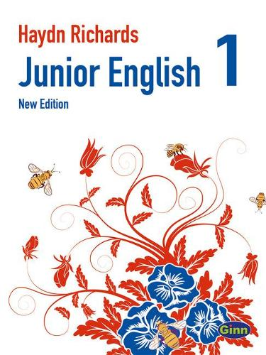 Junior English Book 1 (International) 2nd Edition - Haydn Richards - Junior English International New Edition (Paperback)