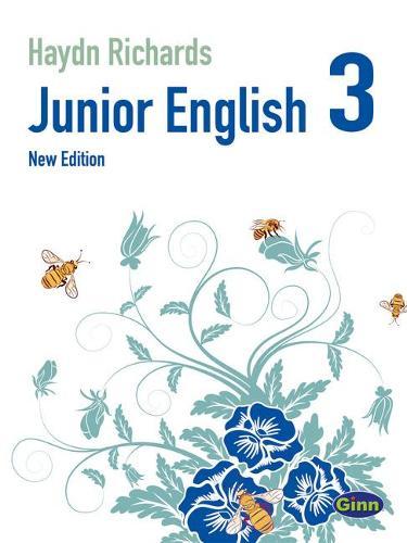Junior English Book 3 (International) 2ed Edition - Haydn Richards - Junior English International New Edition (Paperback)