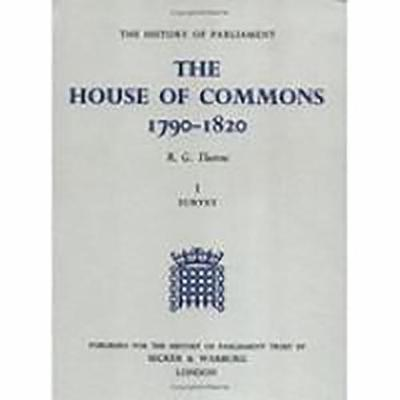 The History of Parliament: the House of Commons, 1790-1820 [5 vols] - History of Parliament (Hardback)