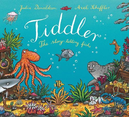 Tiddler (Hardback)