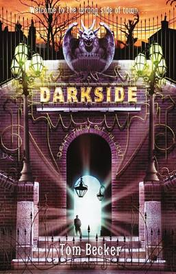 Cover of the book, Darkside (Darkside, #1).