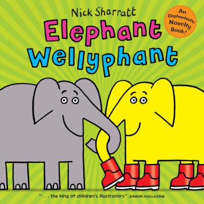 Elephant Wellyphant (Paperback)