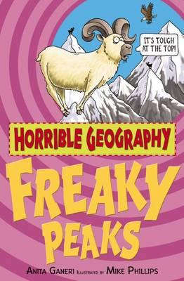 Horrible Geography: Freaky Peaks - Horrible Geography (Paperback)