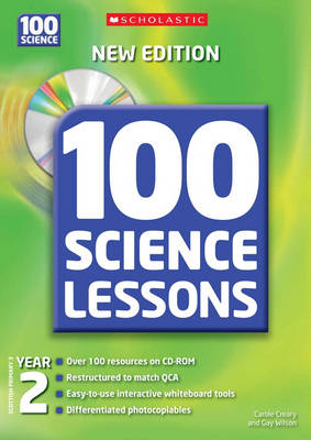 100 Science Lessons for Year 2 - 100 Science Lessons S.