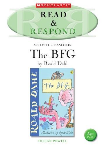 The BFG Teacher Resource - Read & Respond (Paperback)