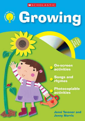 Growing with CD Rom - Themes for Early Years