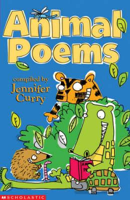 Animal Poems (Paperback)