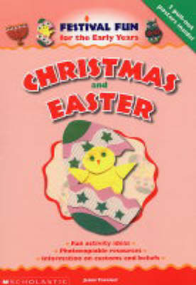 Christmas and Easter - Festival Fun for the Early Years (Hardback)